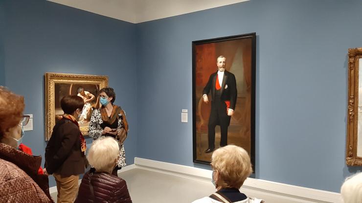 Visite du Musée d'Art Contemporain de Montélimar